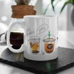 Cană pentru ceai şi cafea