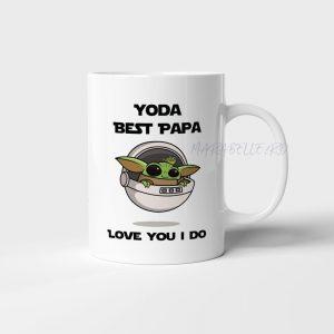 Cană Yoda Best Papa