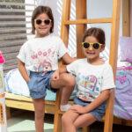 Tricou copii cu Căţeluşi