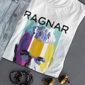 Tricou personalizat Ragnar Lodbrok