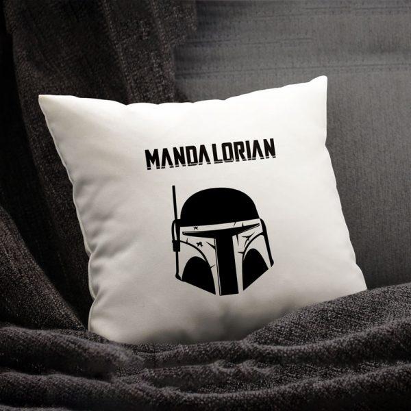 Pernă Mandalorian, pentru fanii Star Wars