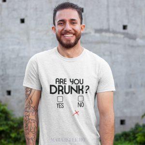 Tricou amuzant Eşti Beat?