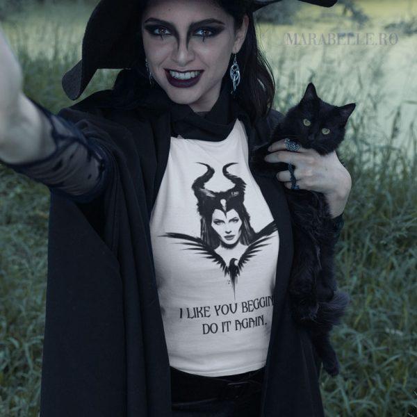 """Tricou Maleficent pentru femei """"malefice"""""""