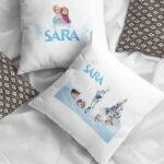 Perne personalizate cu Elsa, diverse modele