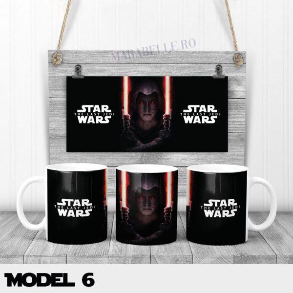 Cană Star Wars, cadoul potrivit pentru fani, 6 modele