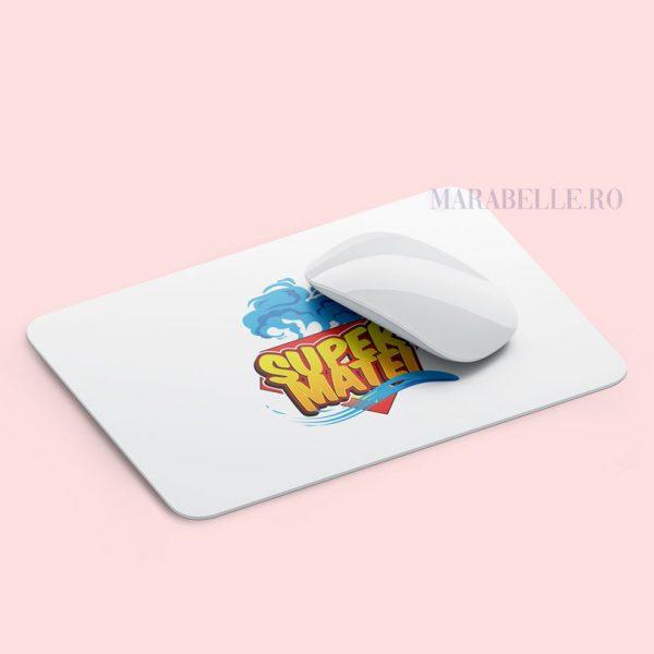 Mouse Pad personalizat cu Super Erou