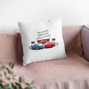 Pernă personalizată cu Cars
