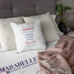 Perna personalizata Cel Mai Tare Loc De Dormit