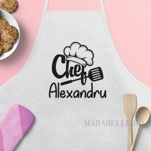 Şorţ de bucătărie personalizat - Che