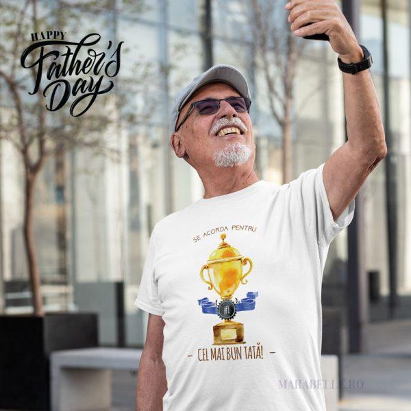 Tricou aniversar pentru ziua lui Tati