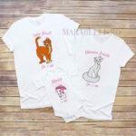 Set tricouri personalizate Marie