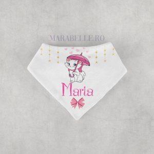Esarfa personalizată cu Marie