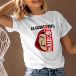 Tricou personalizat La Casa de Papel