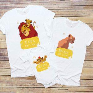 Model 1 - Body şi tricouri aniversare cu Garda Felină