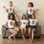 Tricou de nuntă Team Bride