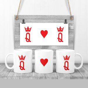 Cană Queen pentru femei