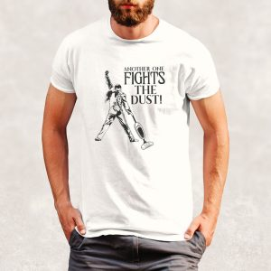 Tricou Queen Freddie Mercury, Another One Fights The Dust