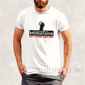 Tricou Nu Sunt Milionar