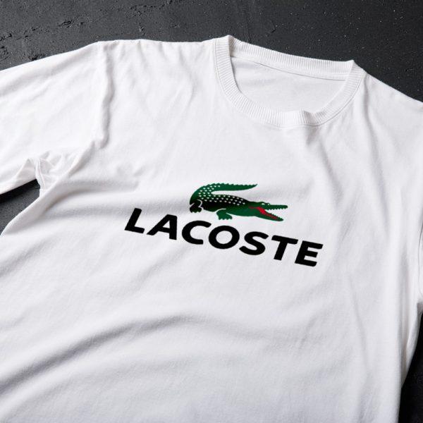 Tricou Lacoste, bumbac