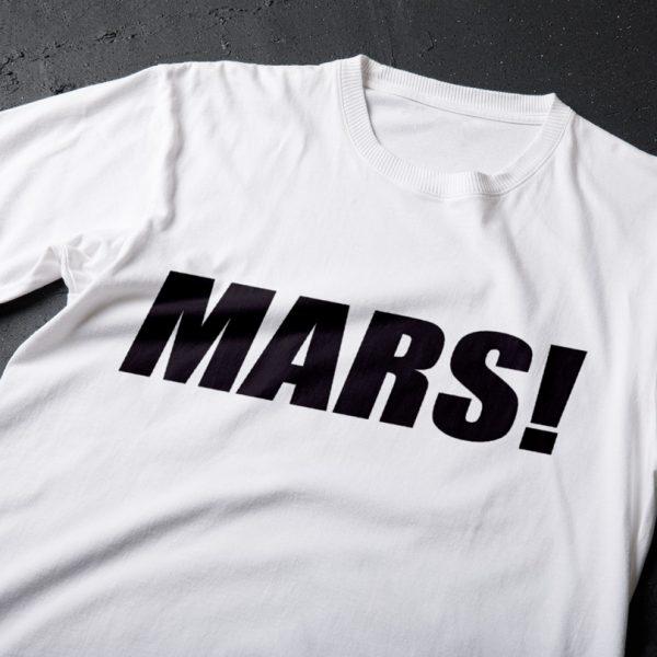 Tricou MARS! personalizabil cu orice text şi culoare la alegere