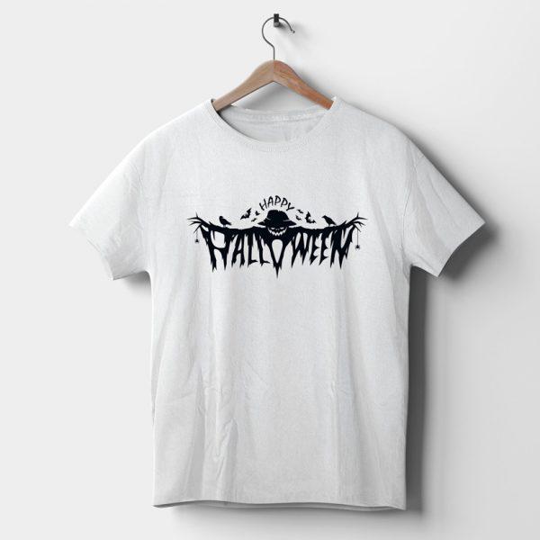 Tricou înfricoşător Happy Halloween, 2 variante