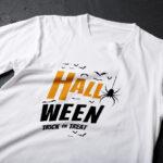 Tricou pentru Halloween - Trick or Treat