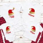 Tricouri cu Moş Crăciun, Santa's Hat