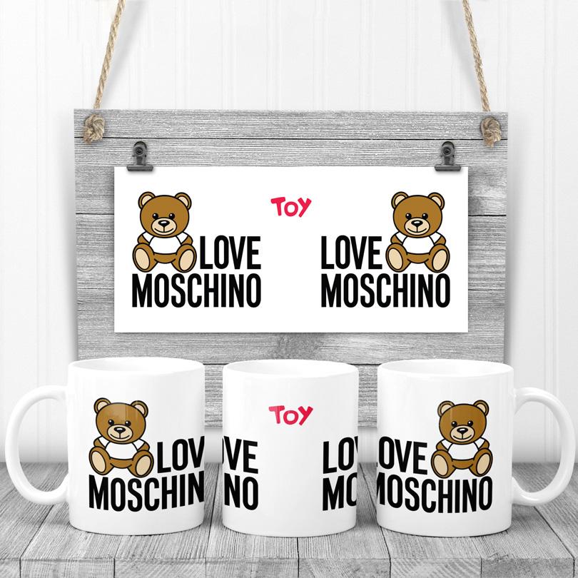 Cană Love Moschino