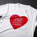 Tricou Valentine's Day