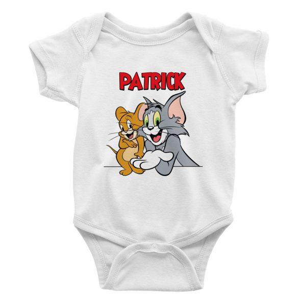 Body personalizat cu Tom si Jerry