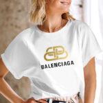 Tricou Balenciaga model 1