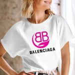 Tricou Balenciaga model 3