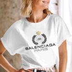 Tricou Balenciaga model 4