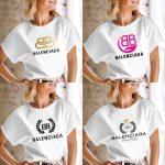 Tricouri Balenciaga