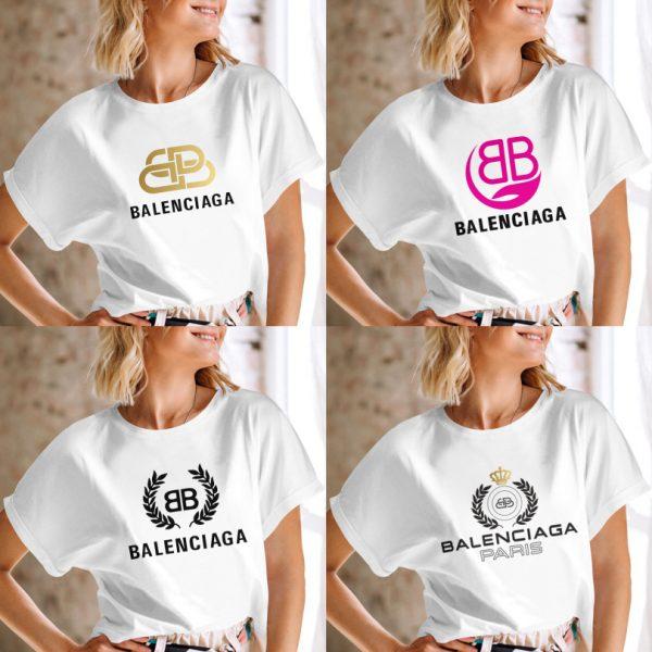 Tricouri Balenciaga, diverse modele