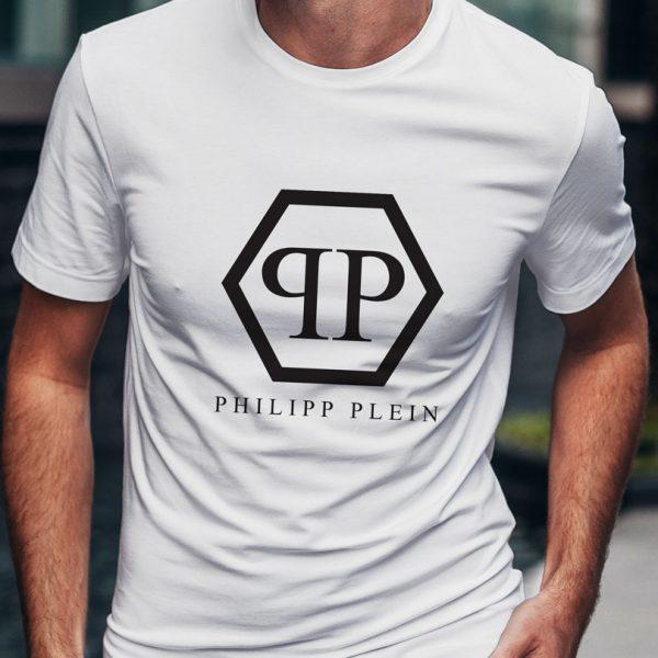 Tricou Philipp Plein, bumbac 100%, super calitativ