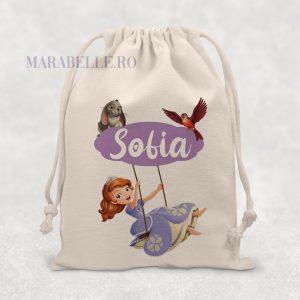 Săculeţ cu Sofia personalizat