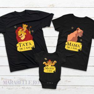 Tricouri Garda Felină, culoare negru