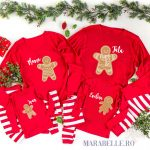 Tricouri Gingerbread Family